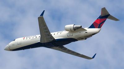 N921EV - Bombardier CRJ-200ER - Delta Connection (ExpressJet Airlines)