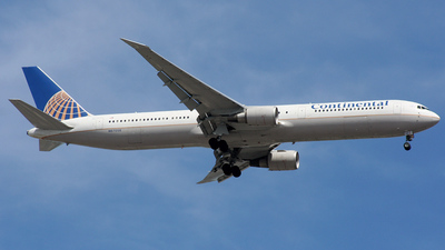 N67058 - Boeing 767-424(ER) - Continental Airlines