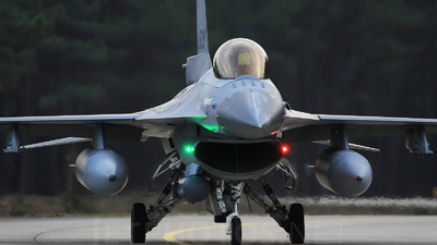 J-508 - General Dynamics F-16AM Fighting Falcon - Netherlands - Royal Air Force