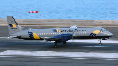 LX-WAE - British Aerospace ATP - West Air Europe