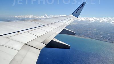 EI-DYY - Boeing 737-8AS - Ryanair