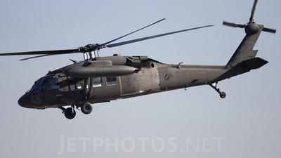 052 - Sikorsky S-70A-28 Blackhawk - Turkey - Army