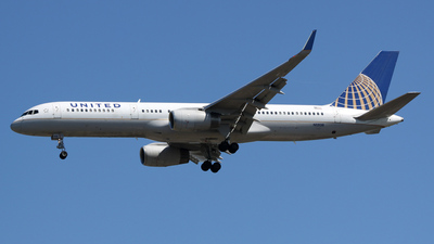 N13138 - Boeing 757-224 - United Airlines (Continental Airlines)