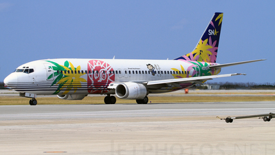 JA737V - Boeing 737-4M0 - Skynet Asia Airways