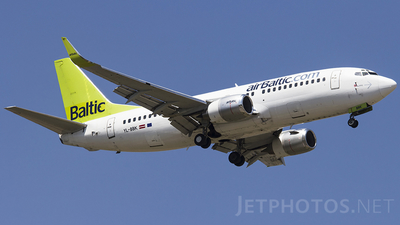 YL-BBK - Boeing 737-33V - Air Baltic