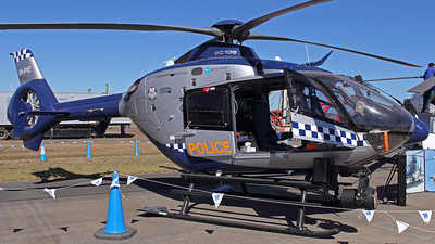 VH-PVE - Eurocopter EC 135T2+ - CHC Helicopters Australia