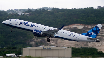 N179JB - Embraer 190-100IGW - jetBlue Airways