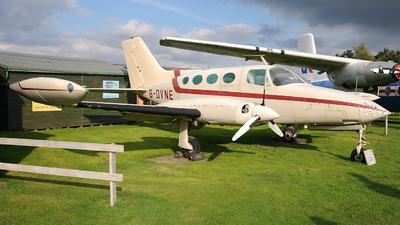 G-OVNE - Cessna 401A - Private