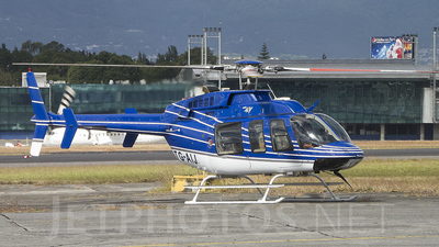 TG-AIJ - Bell 407 - Private