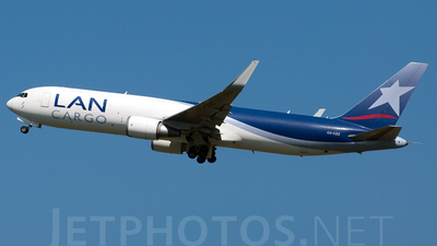 CC-CCZ - Boeing 767-383(ER) - LAN Airlines