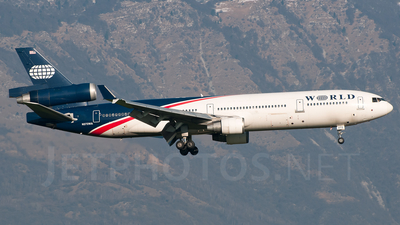 A picture of N272WA -  - [48437] - © Marco Papa