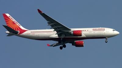 VT-IWB - Airbus A330-223 - Air India