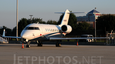 N340FX - Bombardier CL-600-2B16 Challenger 605 - FlexJet
