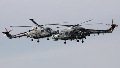 XZ692 - Westland Lynx HMA.8DSP - United Kingdom - Royal Navy