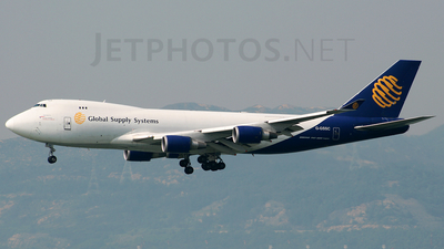G-GSSC - Boeing 747-47UF(SCD) - Global Supply Systems