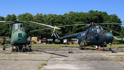 4139 - Mil Mi-4 Hound - Czechoslovakia - Air Force