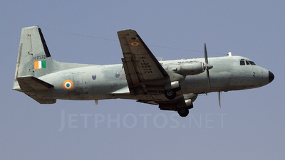 H-2372 - Hindustan Aeronautics HAL-748 - India - Air Force