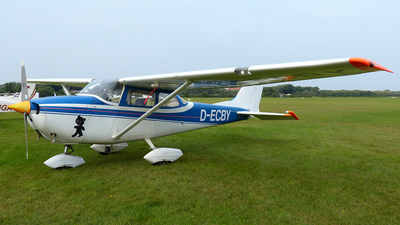 D-ECBY - Reims-Cessna F172H Skyhawk - Private