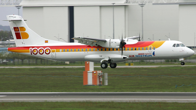 A picture of FWWLX - ATR 42600 - [] - © Yvan Panas