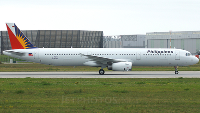 D-AZAL - Airbus A321-213 - Philippine Airlines