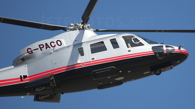 G-PACO - Sikorsky S-76C - Private
