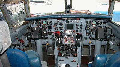 EC-GDY - Convair CV-580(F)(SCD) - DHL (Swiftair)