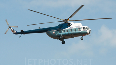Z3040 - Mil Mi-8PS Hip - India - Air Force