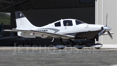 N455MC - Cessna LC41-550FG Corvalis TT - Private
