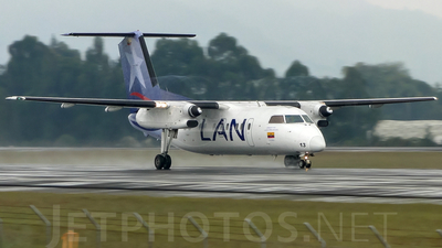 HK-4513 - Bombardier Dash 8-Q201 - LAN Colombia (Aires Colombia)