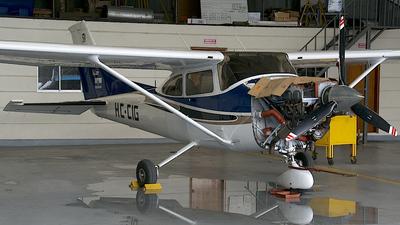 HC-CIG - Cessna 182T Skylane - Huzima