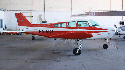 HA-ACX - Beechcraft B24R Sierra - Pannon Air Service