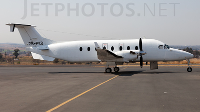 ZS-PKB - Beech 1900D - Aircraft Africa Contracts