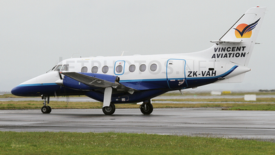 ZK-VAH - British Aerospace Jetstream 32 - Vincent Aviation
