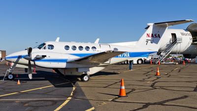 N7NA - Beechcraft B200 Super King Air - United States - National Aeronautics and Space Administration (NASA)