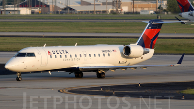 N881AS - Bombardier CRJ-100ER - Delta Connection (Atlantic Southeast Airlines)