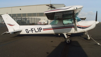 G-FLIP - Reims-Cessna FA152 Aerobat - Private