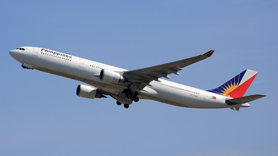 RP-C3340 - Airbus A330-301 - Philippine Airlines