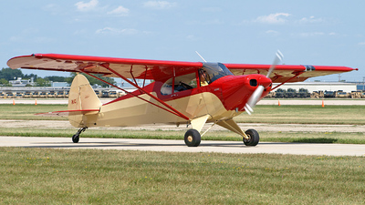 N2755M - Piper PA-12 Super Cruiser - Private