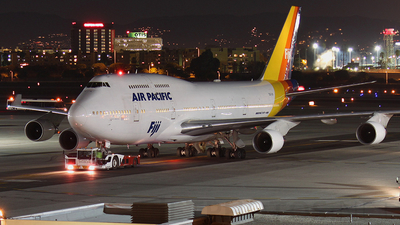DQ-FJK - Boeing 747-412 - Air Pacific