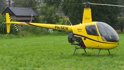 A picture of PHSEW - Robinson R22 Beta - [4131] - © Dutch