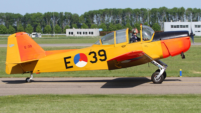 PH-HOG - Fokker S.11-1 Instructor - Stichting Fokker Four