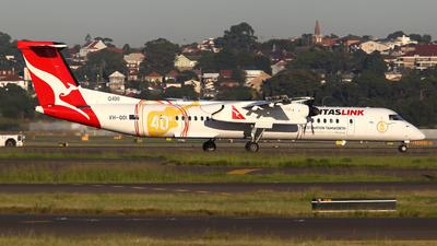 VH-QOI - Bombardier Dash 8-Q402 - QantasLink (Sunstate Airlines)
