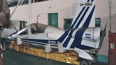 LV-X150 - Air Quest Nova 21 - Private