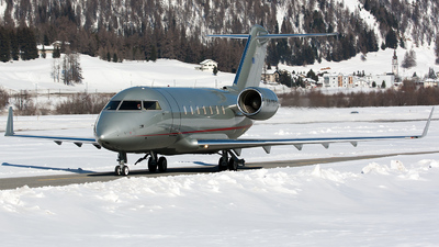 M-FBVZ - Bombardier CL-600-2B16 Challenger 605 - Gama Aviation