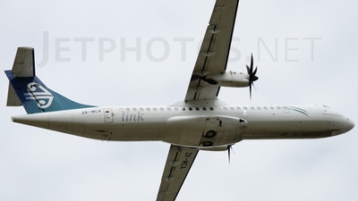 ZK-MCA - ATR 72-212A(500) - Air New Zealand Link (Mount Cook Airline)
