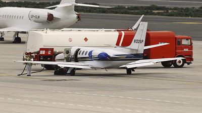 A picture of N122SP - Cessna 551 Citation IISP - [5510393] - © juan perez