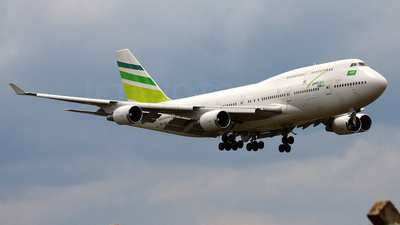 9M-ACM - Boeing 747-428 - Flynas (Eaglexpress Air Charter)
