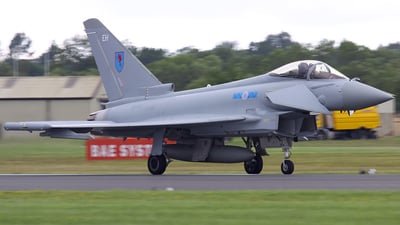 ZK333 - Eurofighter Typhoon FGR.4 - United Kingdom - Royal Air Force (RAF)