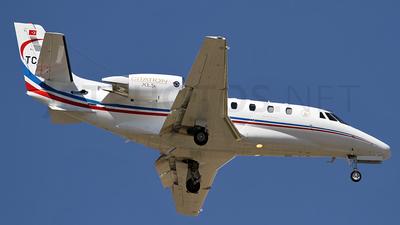 TC-LAC - Cessna 560XL Citation XLS - Turkey - State Airports Authority (DHMI)