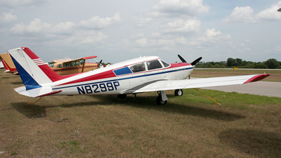A picture of N8299P - Piper PA24250 Comanche - [243277] - © Terry Figg